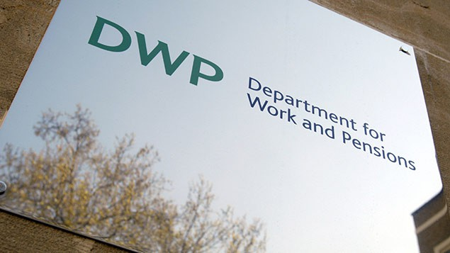 dwp freepost postal address
