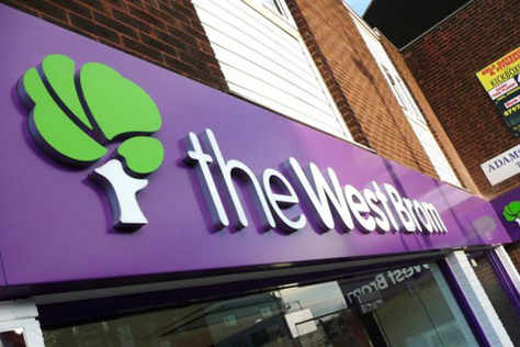 West Bromwich mortgage 0345 number